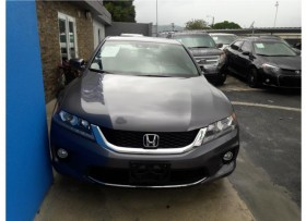 HONDA ACCORD 2014 V6 COUPE