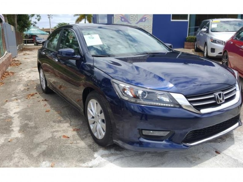 HONDA ACCORD EX -L 2014 6246