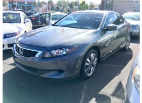 HONDA ACCORD EX COUPE 2009