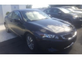 HONDA ACCORD EXL STD COUPE 2008