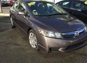 HONDA CIVIC 2011 0 PAGOS HASTA 2015