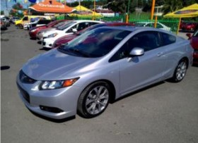 HONDA CIVIC 2012 std