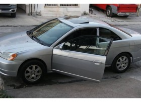 HONDA CIVIC EX COUPÉ 2003