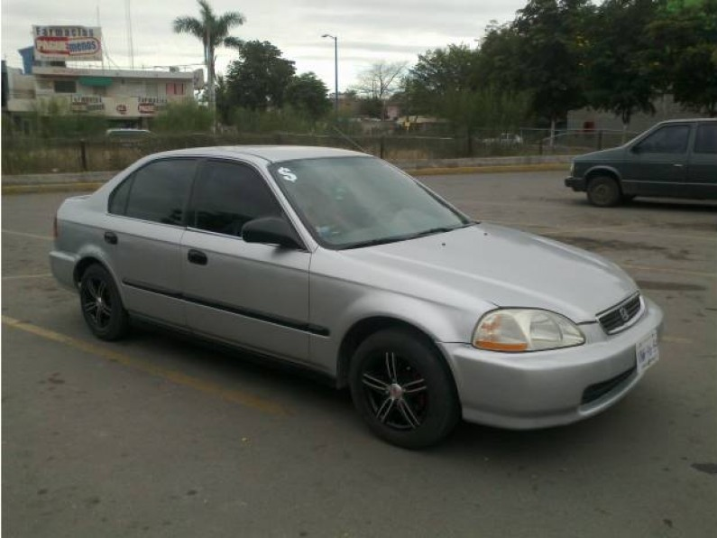 Honda civic lx 1996 for What does the econ button do in a honda civic