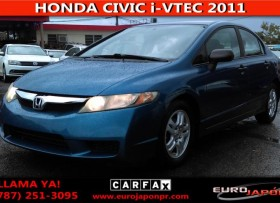 HONDA CIVIC i-VTEC 2010