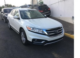 HONDA CROSSTOUR 2014 FULL POWER