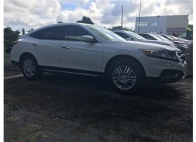 HONDA CROSSTOUR 2014 LIKE NEW