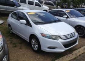 HONDA INSIGHT HIBRIDO 5 PTS 2010