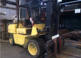 HYSTER 80XL MONTA CARGAS