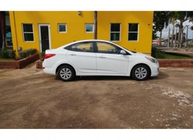 HYUNDAI ACCENT AUT 2013 FULL POWERS