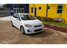 HYUNDAI ACCENT SEDAN AUT 2016 FULL EQUIPMENT