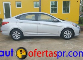 HYUNDAI ACCENT SEDAN AUT 2016 UNA JOYA