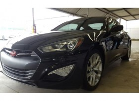 HYUNDAI GENESIS TURBO 2014 STD