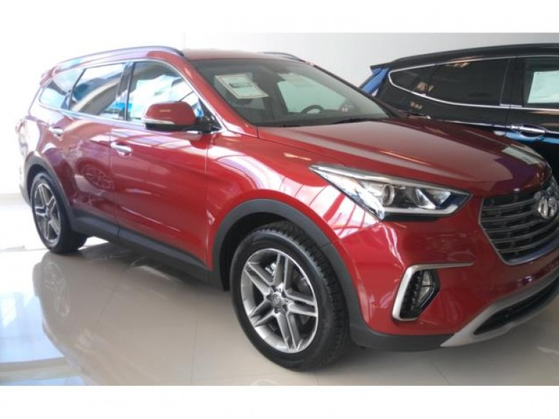 HYUNDAI GRAND SANTA FE LIMITED 2017