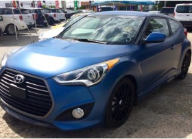 HYUNDAI VELOSTER 2016 TURBO STD