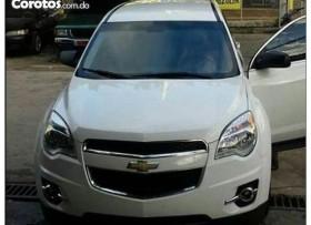 Hermosa Jeepeta Chevrolet ExquinoX 2010
