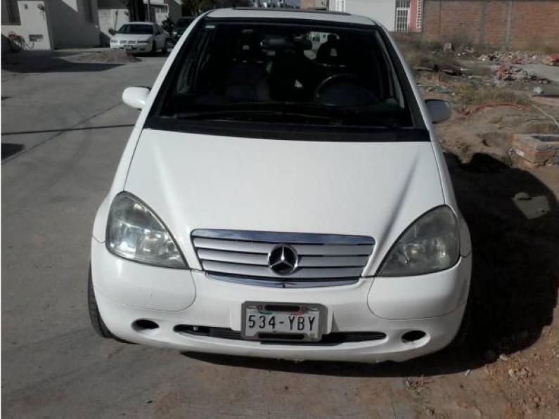 Hermoso Mercedes Benz Klasse A 160 Full Equipo