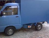 Hijet furgoneta 1996 azul