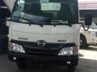 Hino WU-300 L 2017