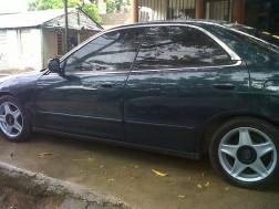 Hoda Acura 4 Puertas Verde 1998