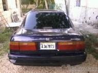 Honda Accord 1991 Gas