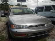Honda Accord 1997 Como Es Arossunroof Interior De Lujo Solo Llama