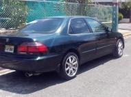 Honda Accord 1999 EX Verde oscuro