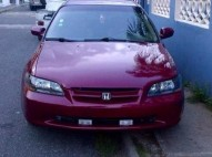 Honda Accord 2000 rojo