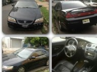 Honda Accord 2001 coupe