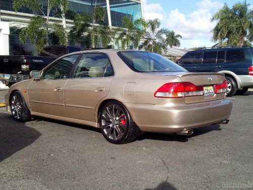 Honda accord 2002 super carro en venta santo domingo 143318 for Carro honda accord