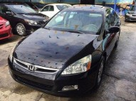 Honda Accord 2006 EXL Full V6 cNegro