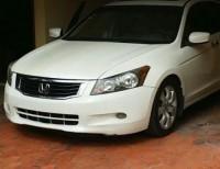 Honda Accord 2008 V6 Full blanco perla