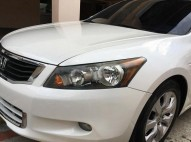 Honda Accord 2008 exl v6