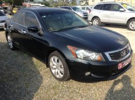 Honda Accord 2009 FULL Negro