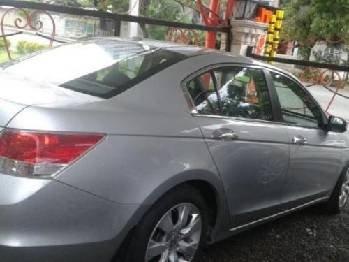 Honda Accord 2010 Gris