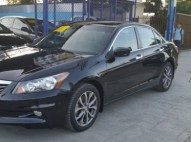 Honda Accord 2011 V6 full recien importado