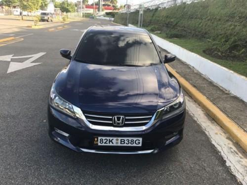 Honda Accord 2013 4 cilindro americano