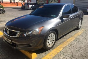 Honda Accord Lx 4 Cilindros Gris