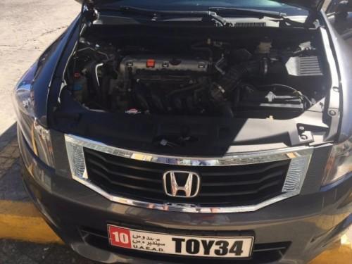 Honda Accord Lx 4 Cilindros Gris