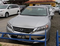 Honda Accord Touring 2014