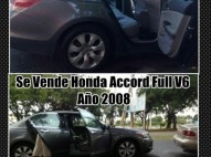 Honda Accord V6 2008 Full