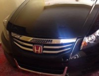 Honda Accord V6 EX Negro 12