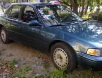 Honda Accord año 91 full