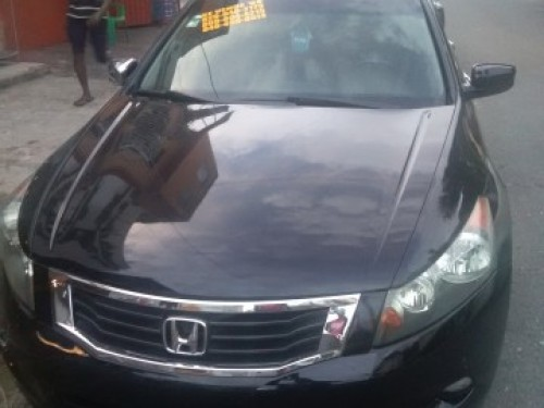 Honda Accord el full