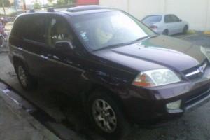 Honda Acura 2001