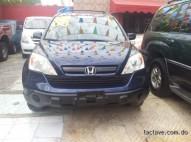 Honda CR-V 2008 Azul