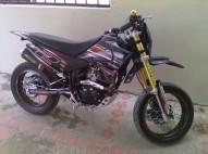 Honda CRF 200cc 2008