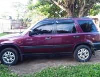 Honda CRV 2000 rojovino Exelente condicion 295
