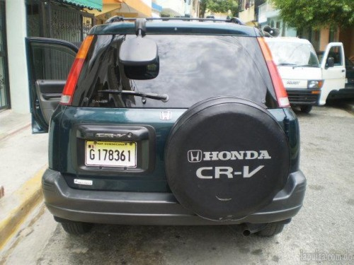Honda crv 2000 en venta santo domingo 139741 for Santo domingo motors vehiculos usados