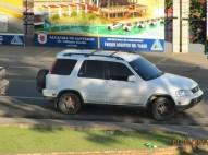 Honda CRV 2001 Blanca
